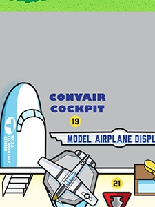 Convair Cockpit
