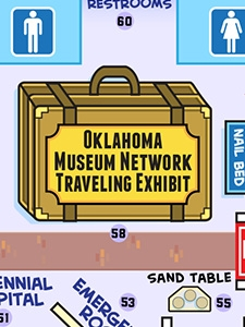 Oklahoma Museum Network Traveling Exhibit